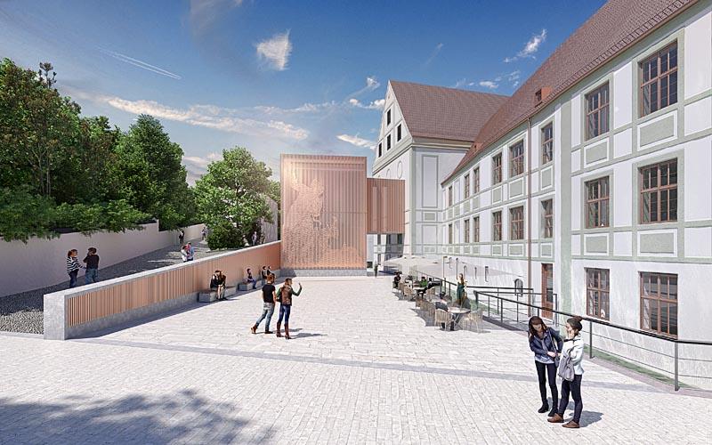 Architektur Visualisierung Freising