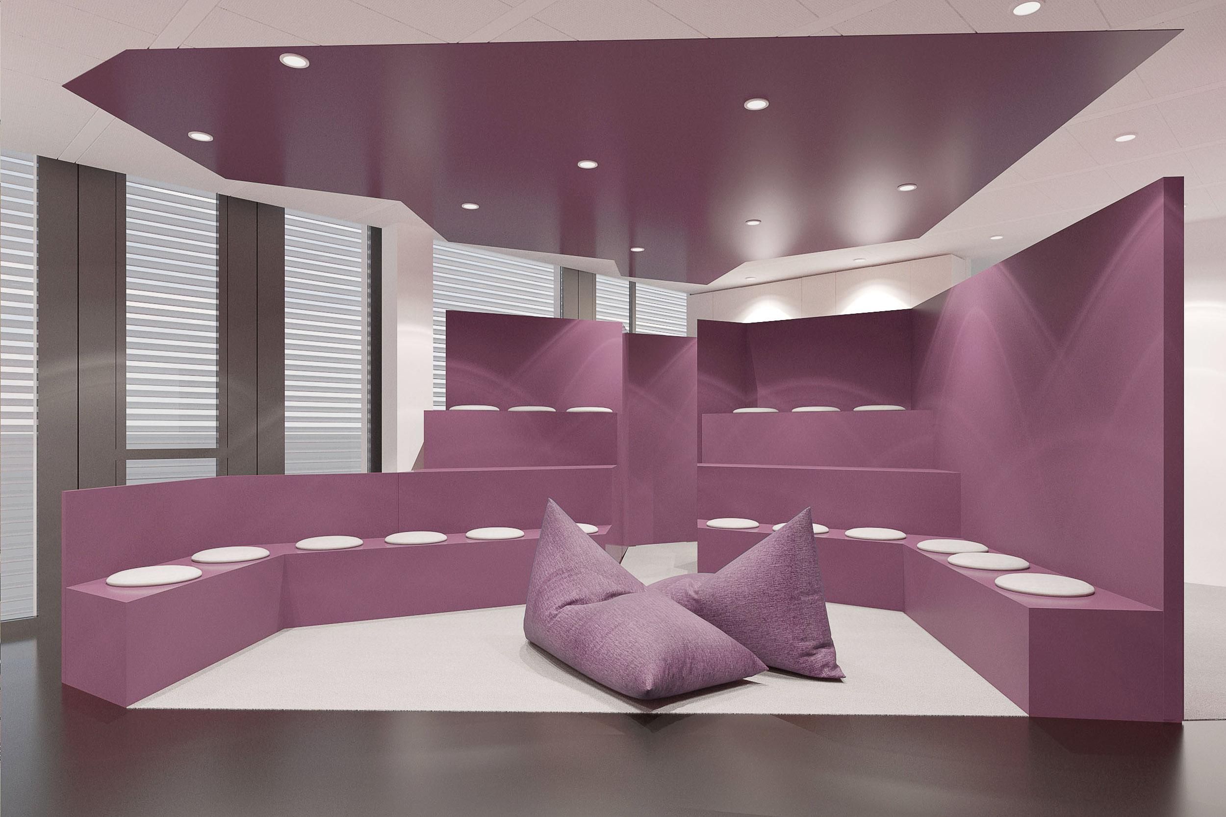 Visualisierung interior Business