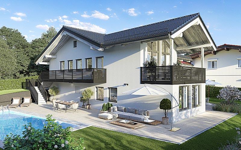 Villa in Ebersberg