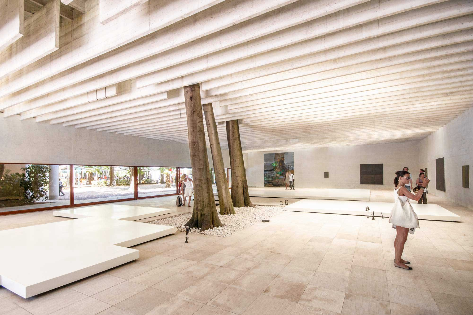 Architekturfoto Nordic Pavilion