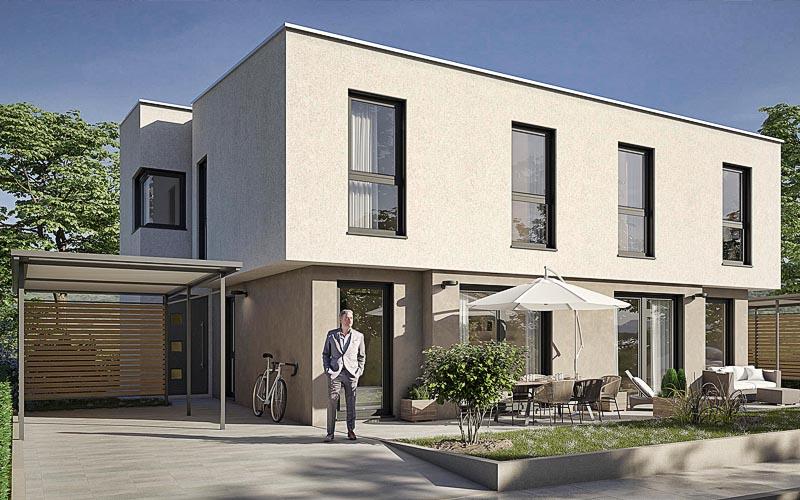 3d Architekturrendering Planb Architekten