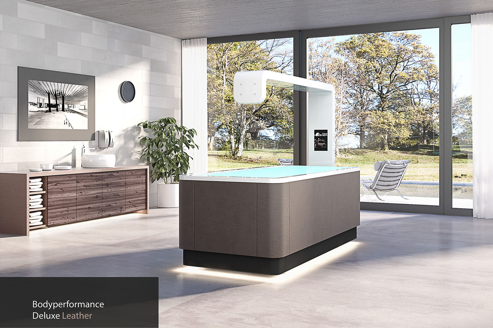 3d Produkt Visualisierung Emotion Spa Deluxe