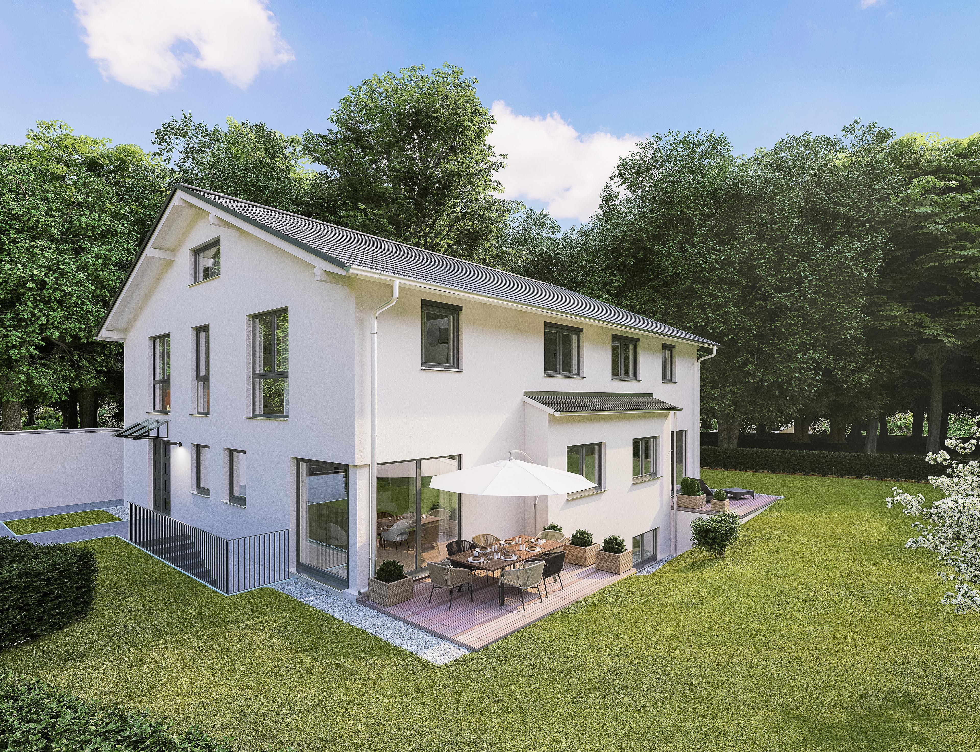 Visualiserung Real Estate Königswiesen