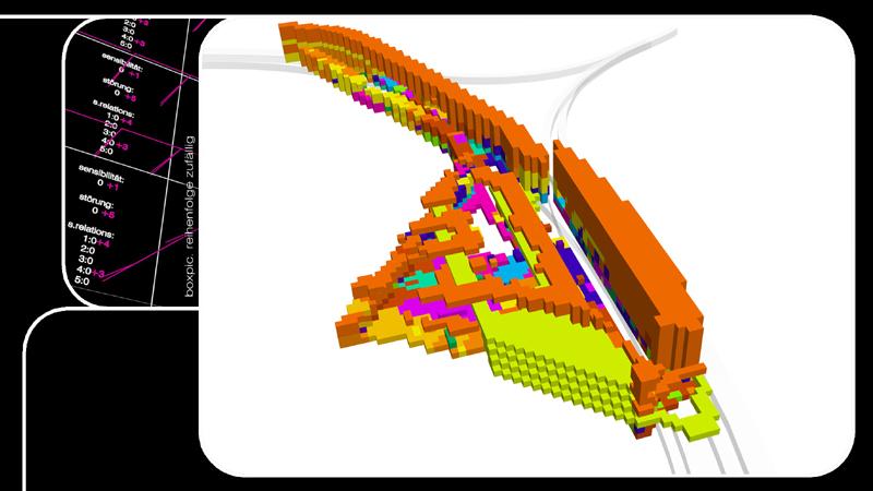 3d Visualisierung Diagram