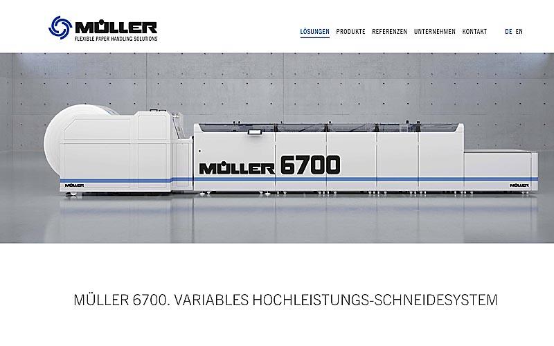 Visualisierung Müller 6700