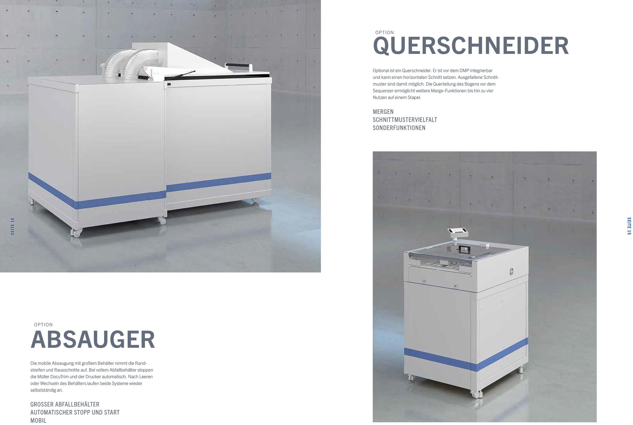 3d Produktvisualisierung Müller Docutrim