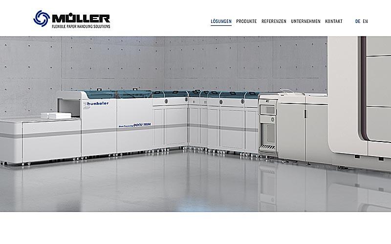 Visualisierung Müller Docutrim