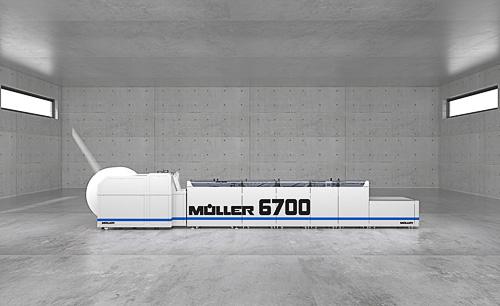 Produktvisualisierung Müller