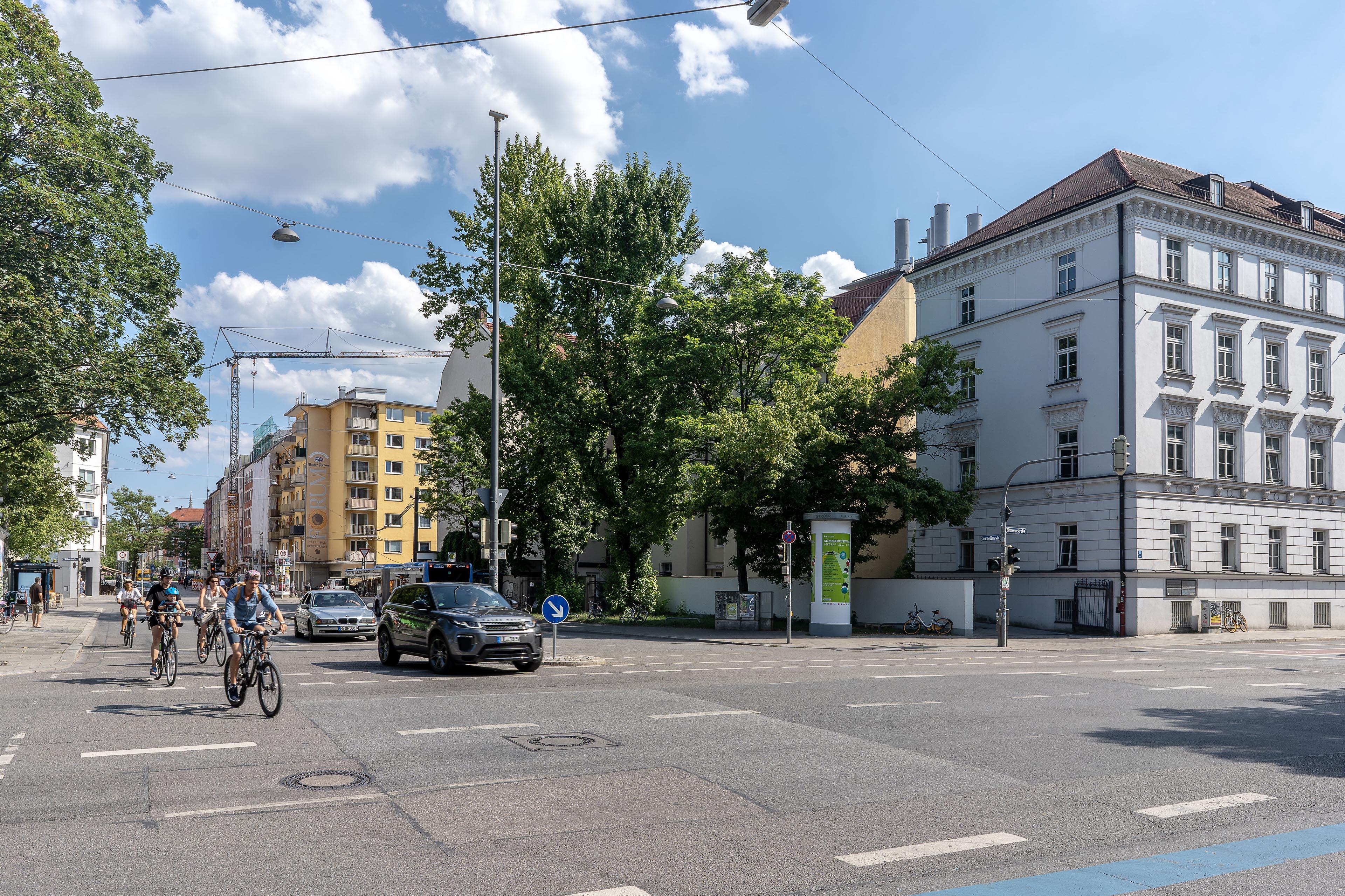 Architekturvisualisierung Müllerstr.