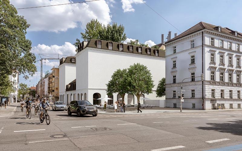 Architekturfoto Müllerstr.