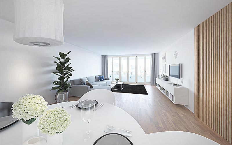Wohnung in Pasing