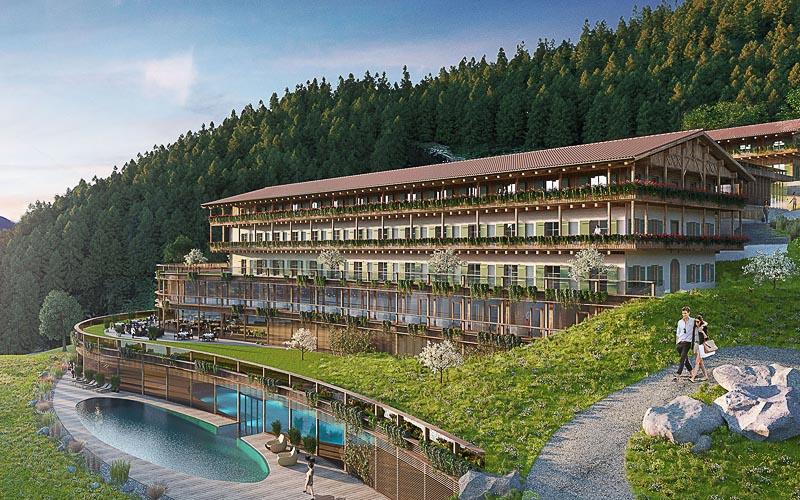 Hotel Westerhof Visualisierung